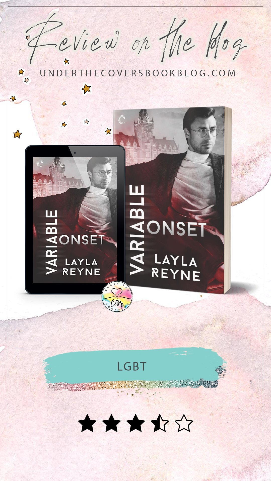 ARC Review: Variable Onset by Layla Reyne