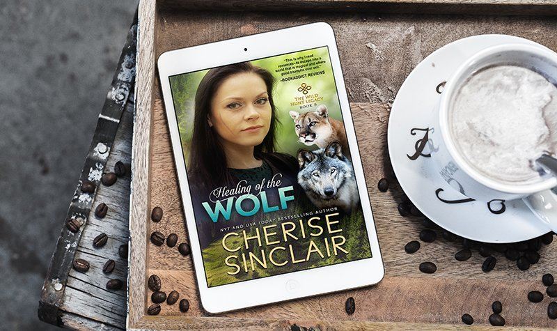 ARC Review: Healing of the Wolf by Cherise Sinclair