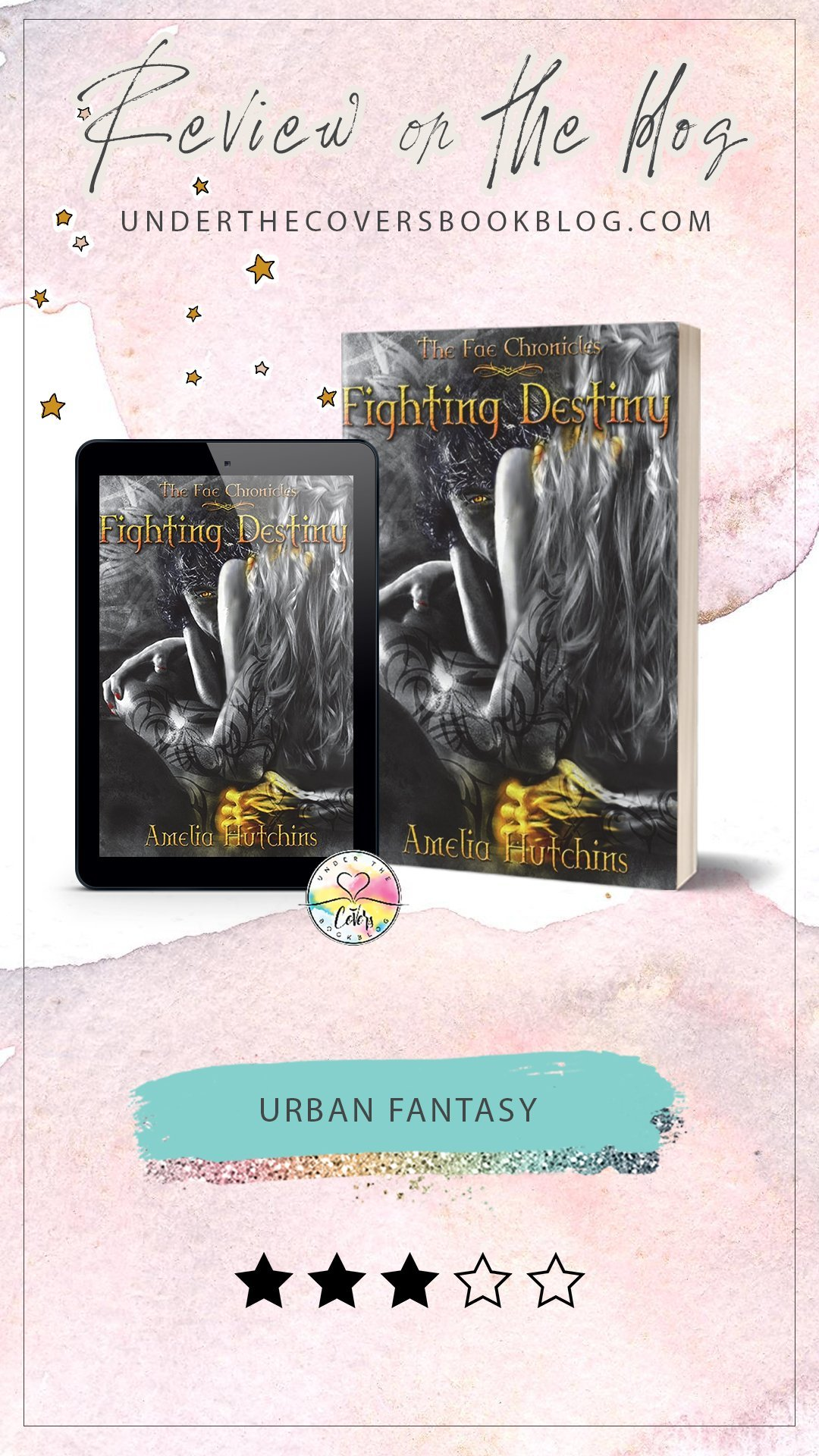 Review: Fighting Destiny by Amelia Hutchins
