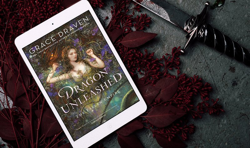 ARC Review: Dragon Unleashed by Grace Draven