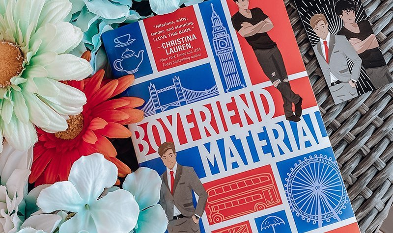 ARC Review: Boyfriend Material by Alexis Hall