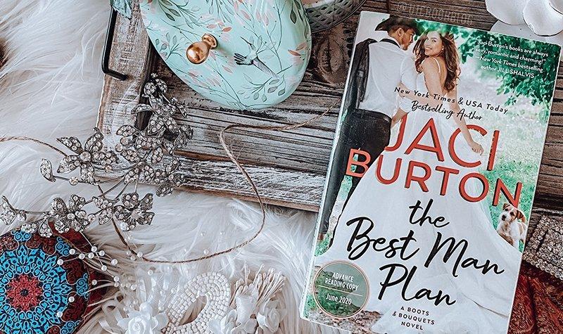 ARC Review: The Best Man Plan by Jaci Burton