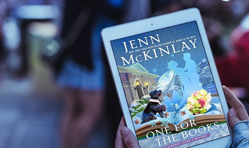 ARC Review: One for the Books by Jenn McKinlay