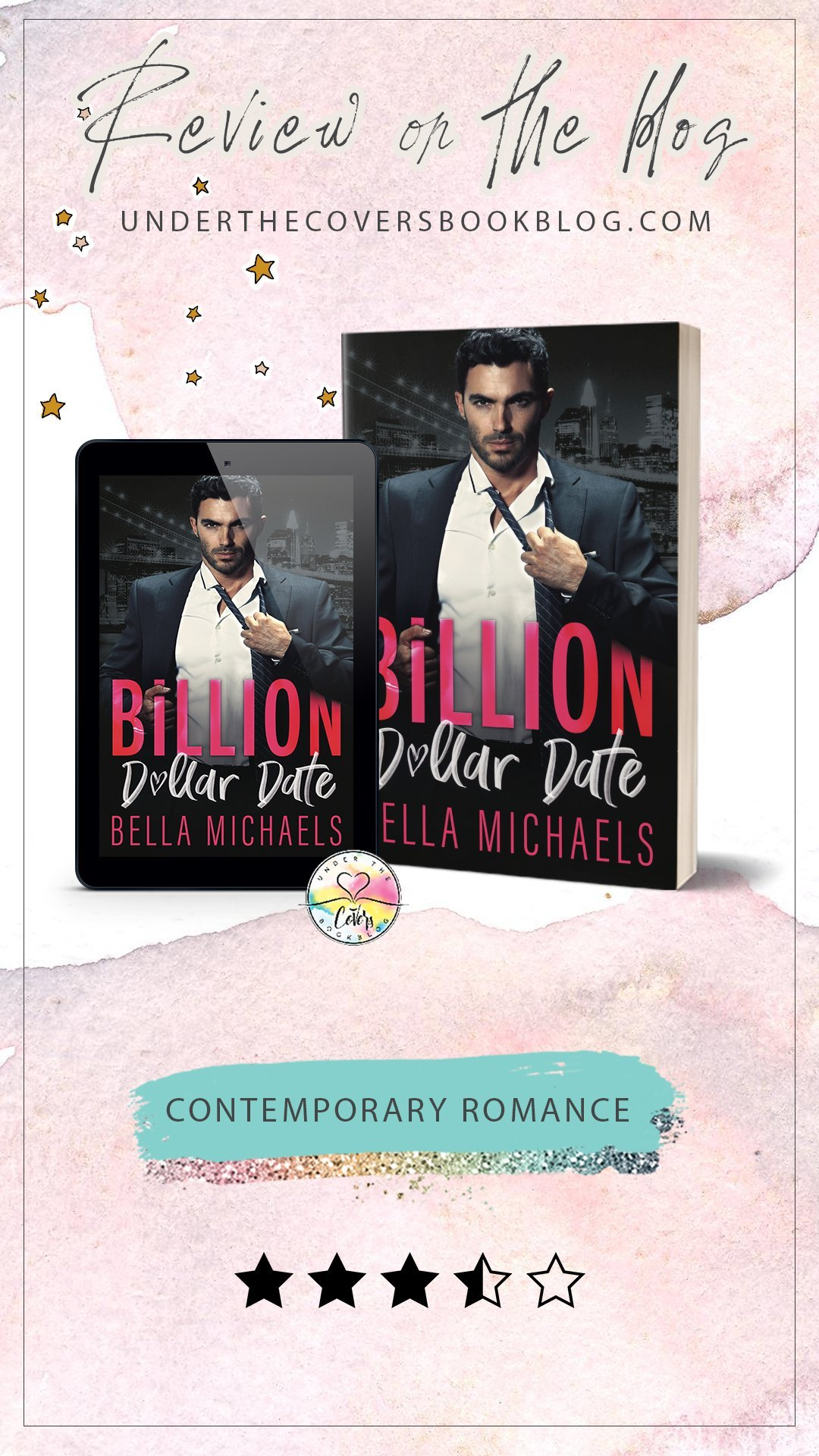 ARC Review: Billion Dollar Date by Bella Michaels