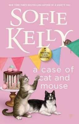 ARC Review: A Case of Cat and Mouse by Sofie Kelly