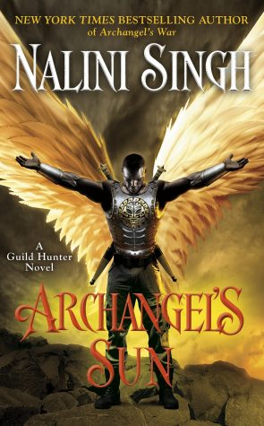 ARC Review: Archangel's Sun by Nalini Singh
