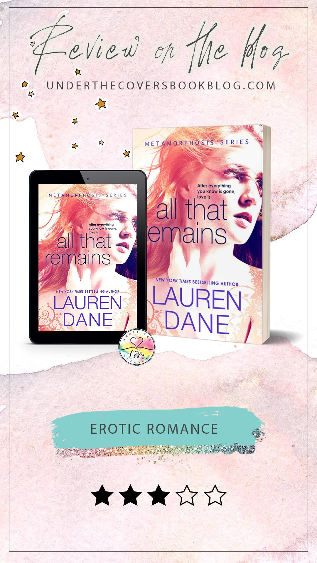 Review: All That Remains by Lauren Dane
