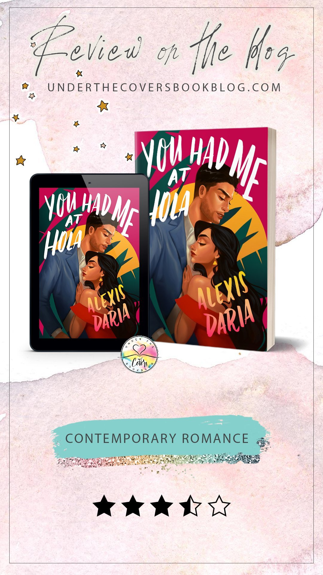 ARC Review: You Had Me At Hola by Alexis Daria
