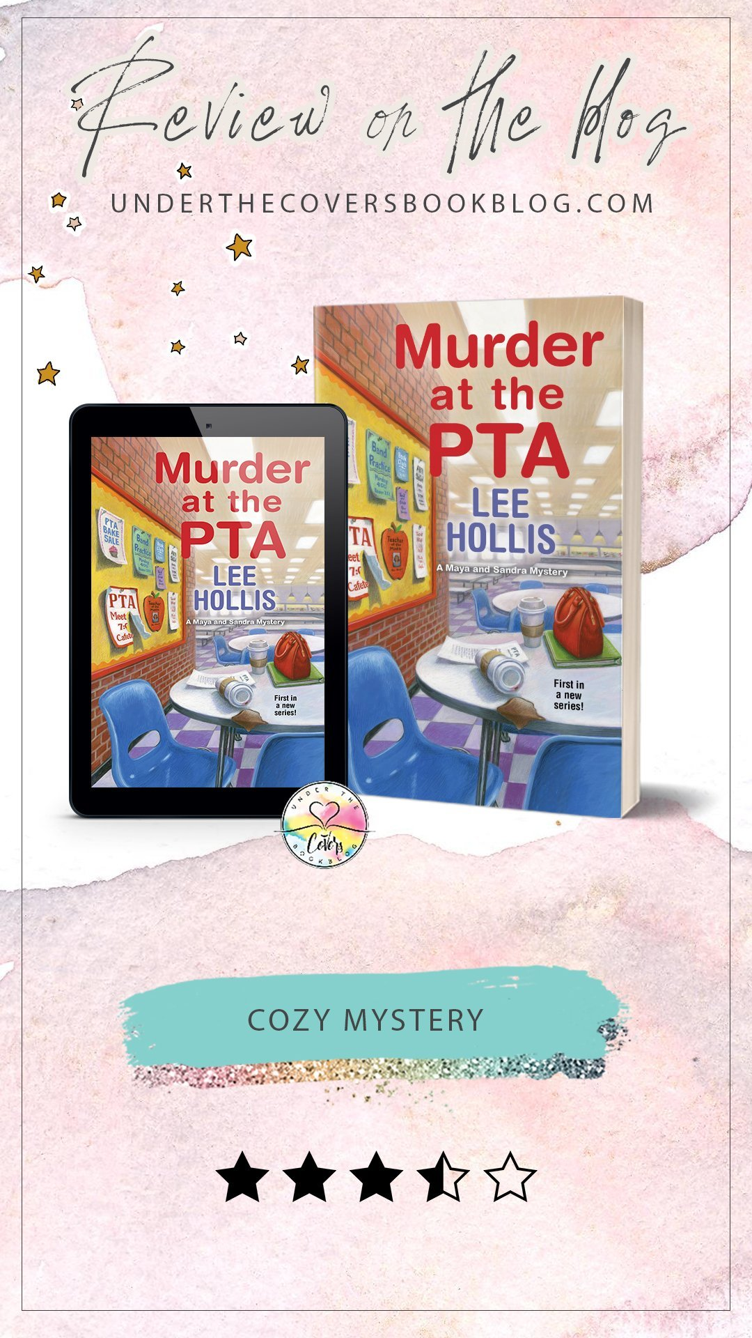 ARC Review: Murder at the PTA by Lee Hollis