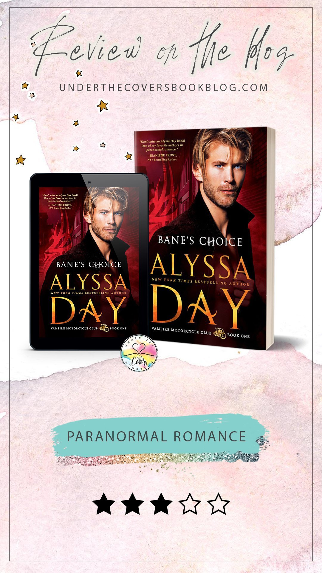 ARC Review: Bane\'s Choice by Alyssa Day