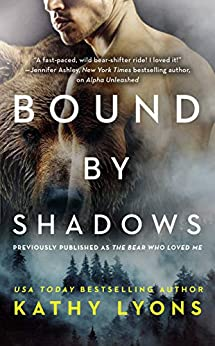 ARC Review: Bound by Shadows by Kathy Lyon