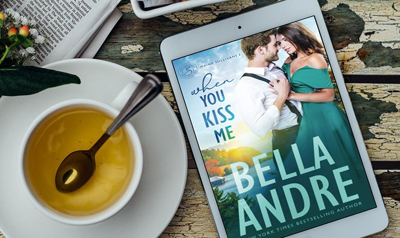 ARC Review: When You Kiss Me by Bella Andre