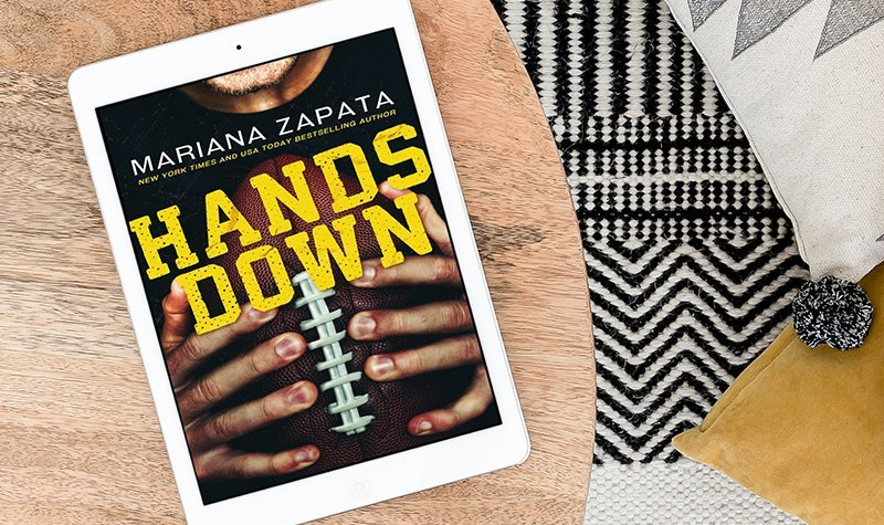 Review: Hands Down by Mariana Zapata