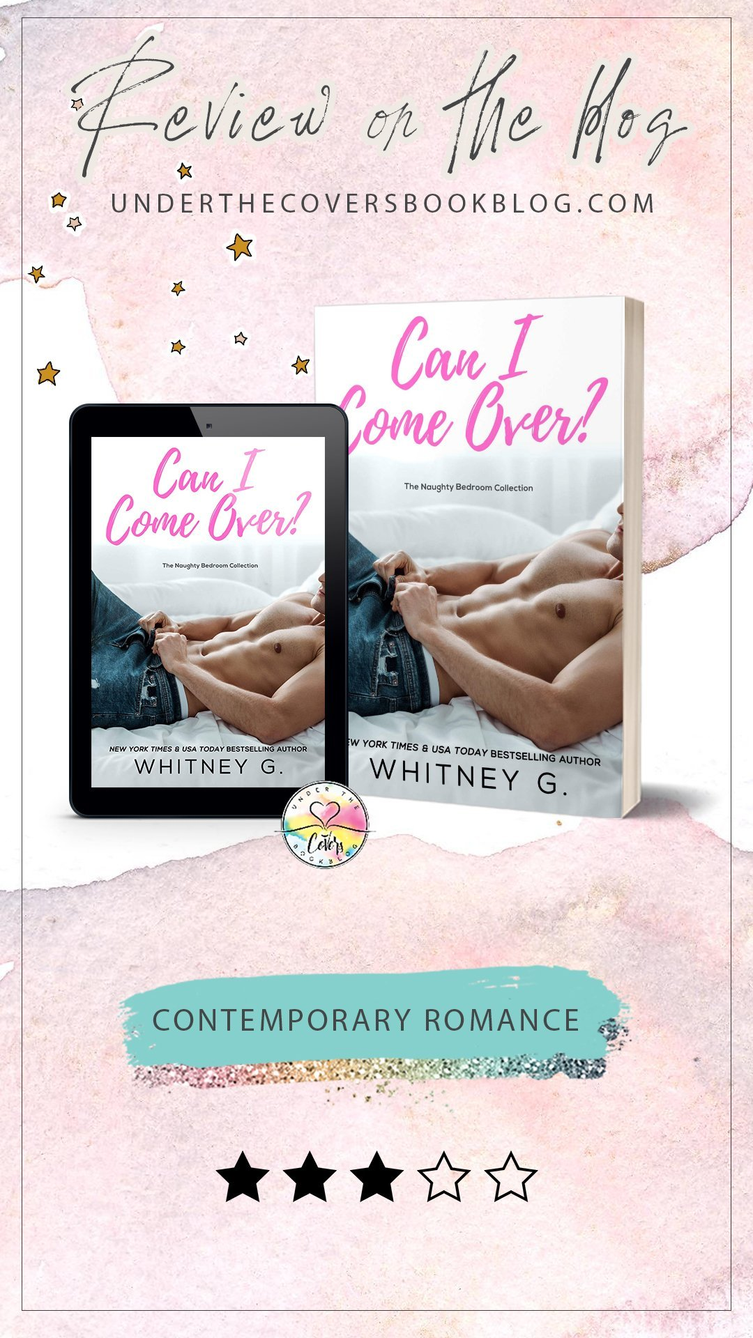 Review: Can I Come Over? by Whitney G.