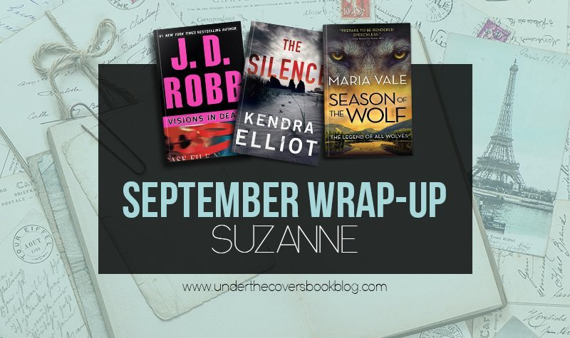September 2020 Reading Wrap-up: Suzanne