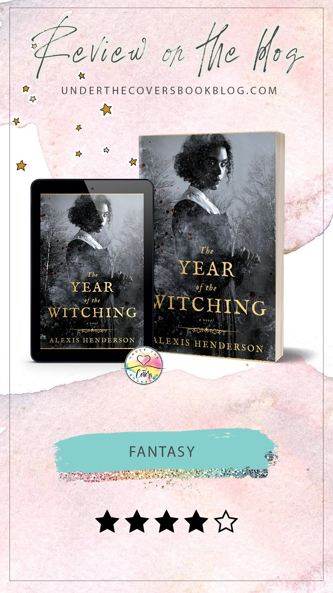 ARC Review: The Year of the Witching by Alexis Henderson