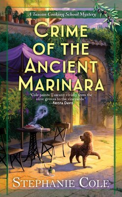 ARC Review: Crime of the Ancient Marinara by Stephanie Cole