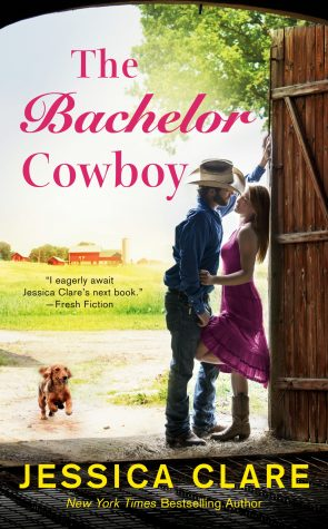 ARC Review: The Bachelor Cowboy by Jessica Clare