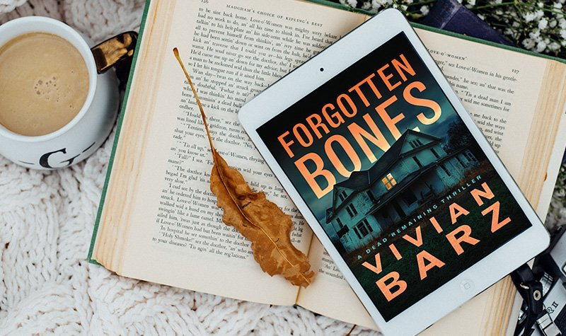 Review: Forgotten Bones by Vivian Barz