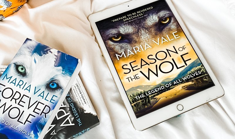 ARC Review: Season of the Wolf by Maria Vale