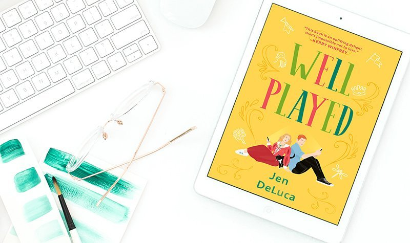 ARC Review: Well Played by Jen DeLuca