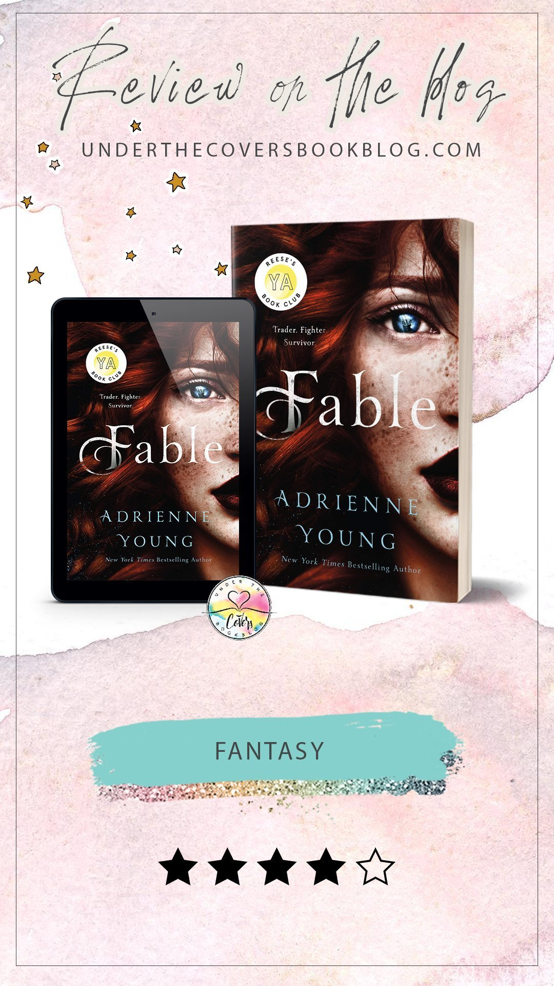 ARC Review: Fable by Adrienne Young