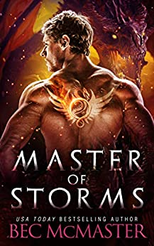 Master of Storms by Bec McMaster