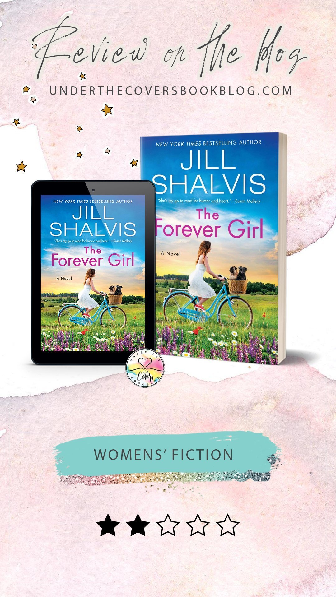 ARC Review: The Forever Girl by Jill Shalvis