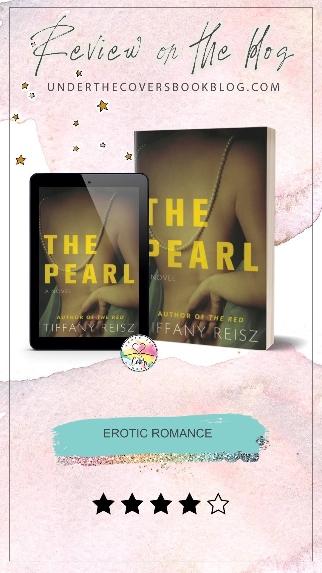 ARC Review: The Pearl by Tiffany Reisz