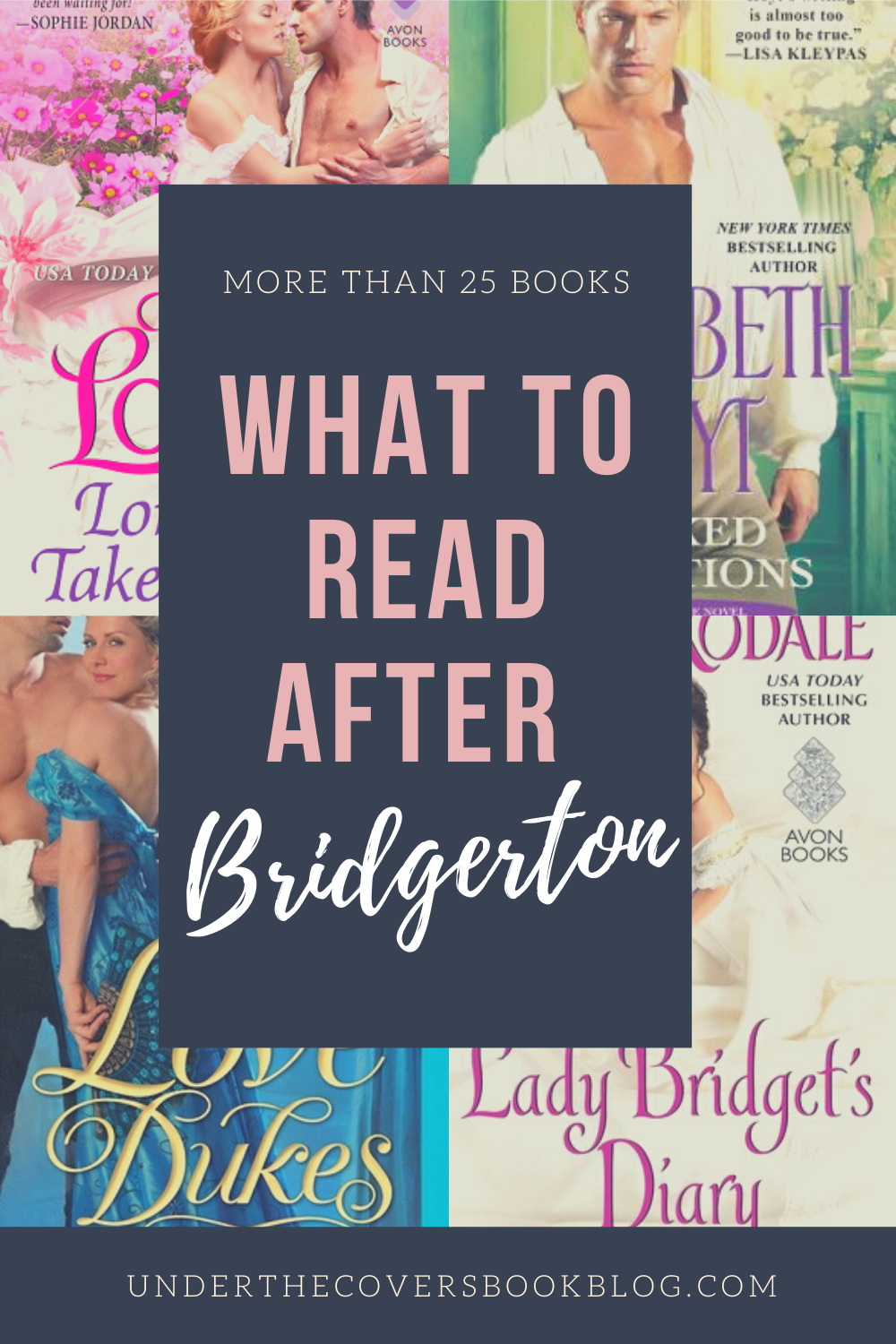 What to Read After Watching Bridgerton