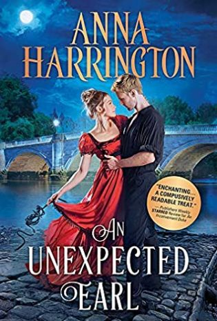 ARC Review: An Unexpected Earl by Anna Harrington