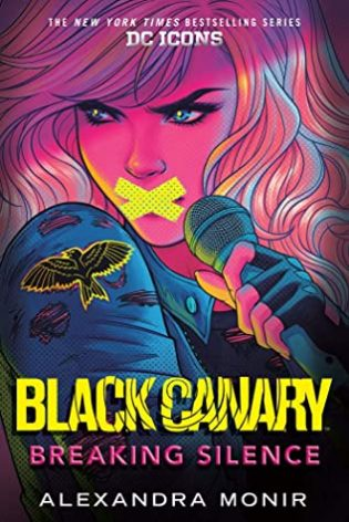 ARC Review: Black Canary by Alexandra Monir