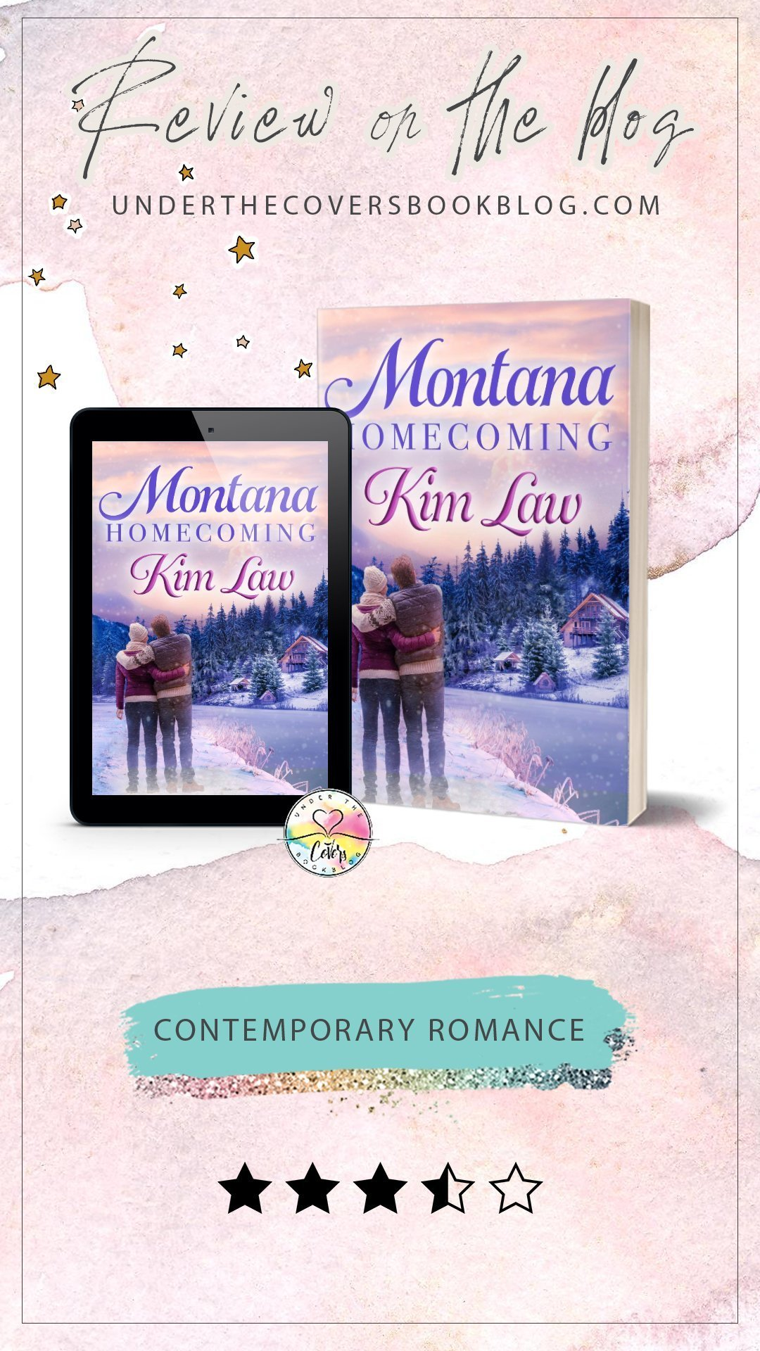 ARC Review: Montana Homecoming by Kim Law