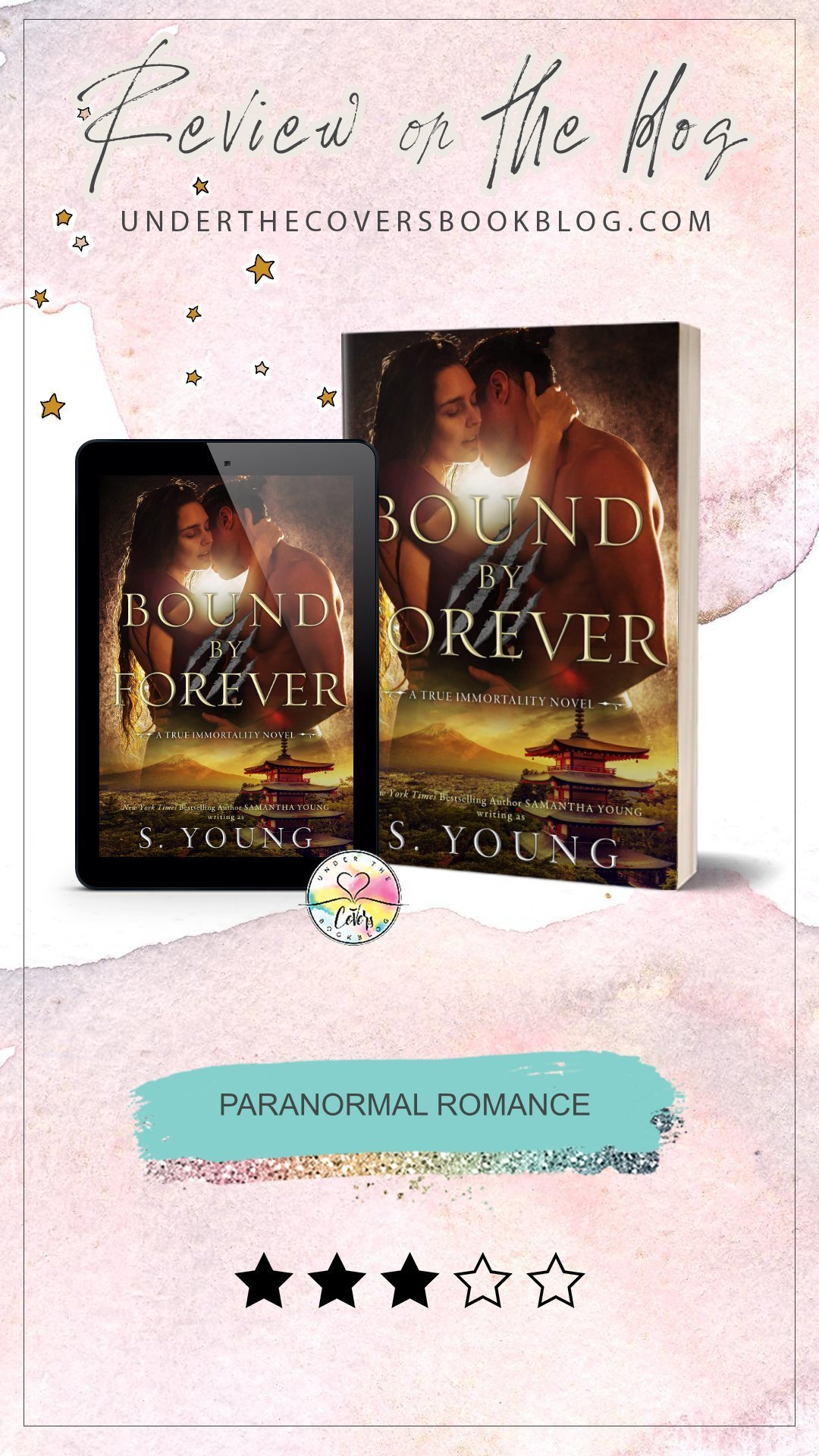Review: Bound by Forever by S. Young