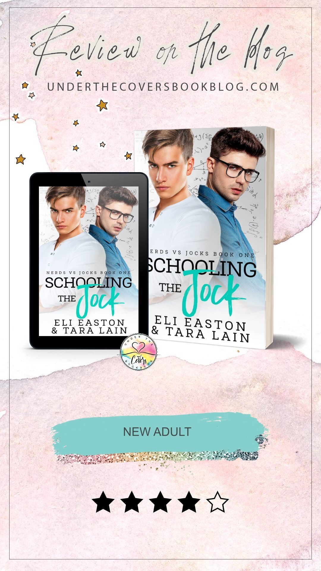 Review: Schooling the Jock by Tara Lain and Eli Easton