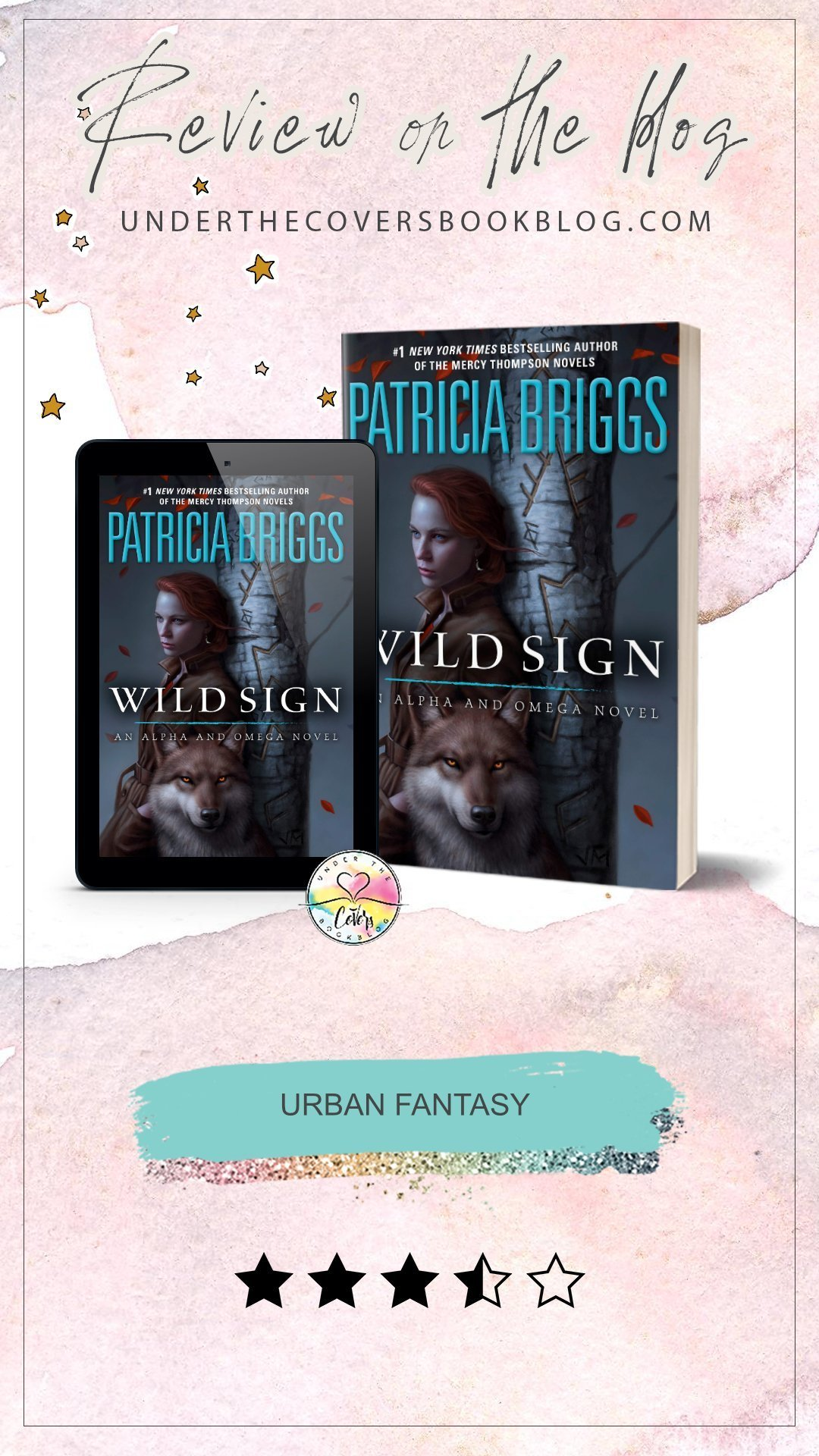 ARC Review: Wild Sign by Patricia Briggs
