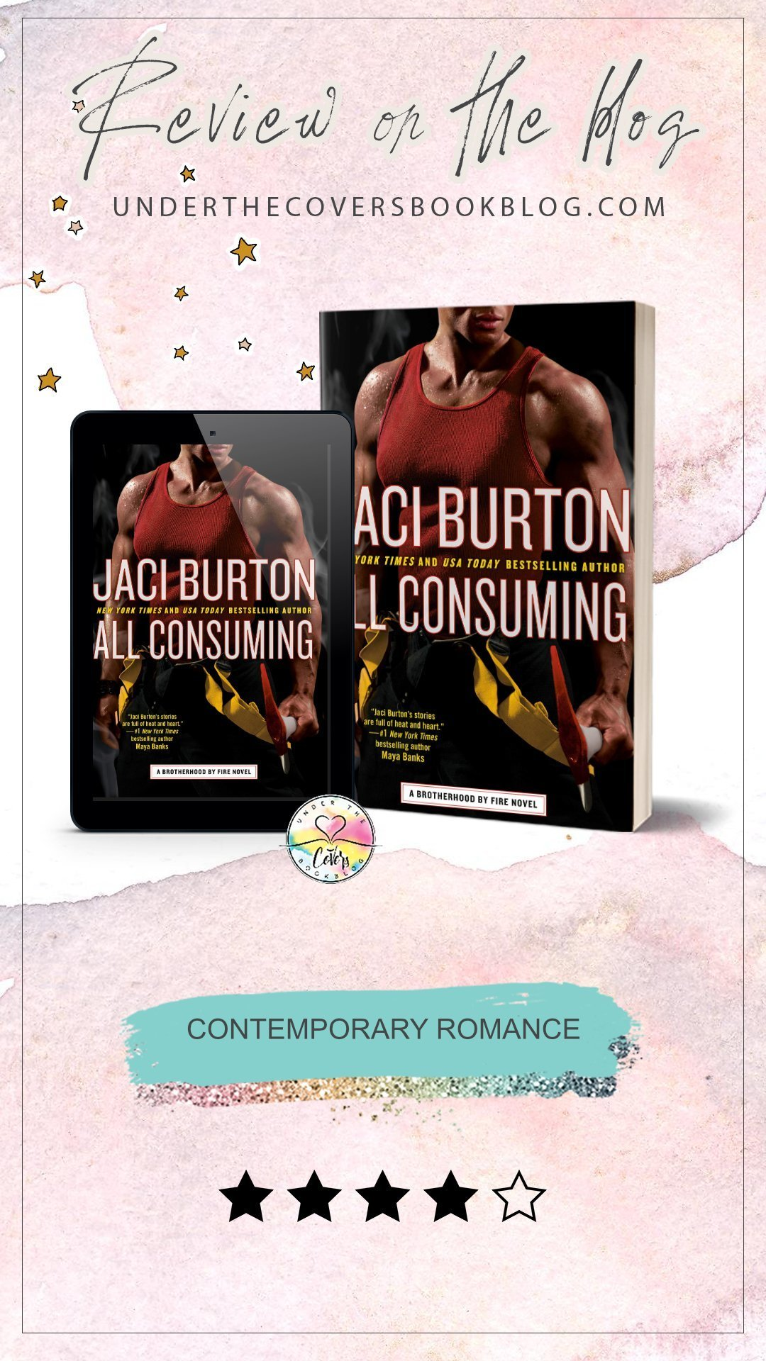 ARC Review: All Consuming by Jaci Burton