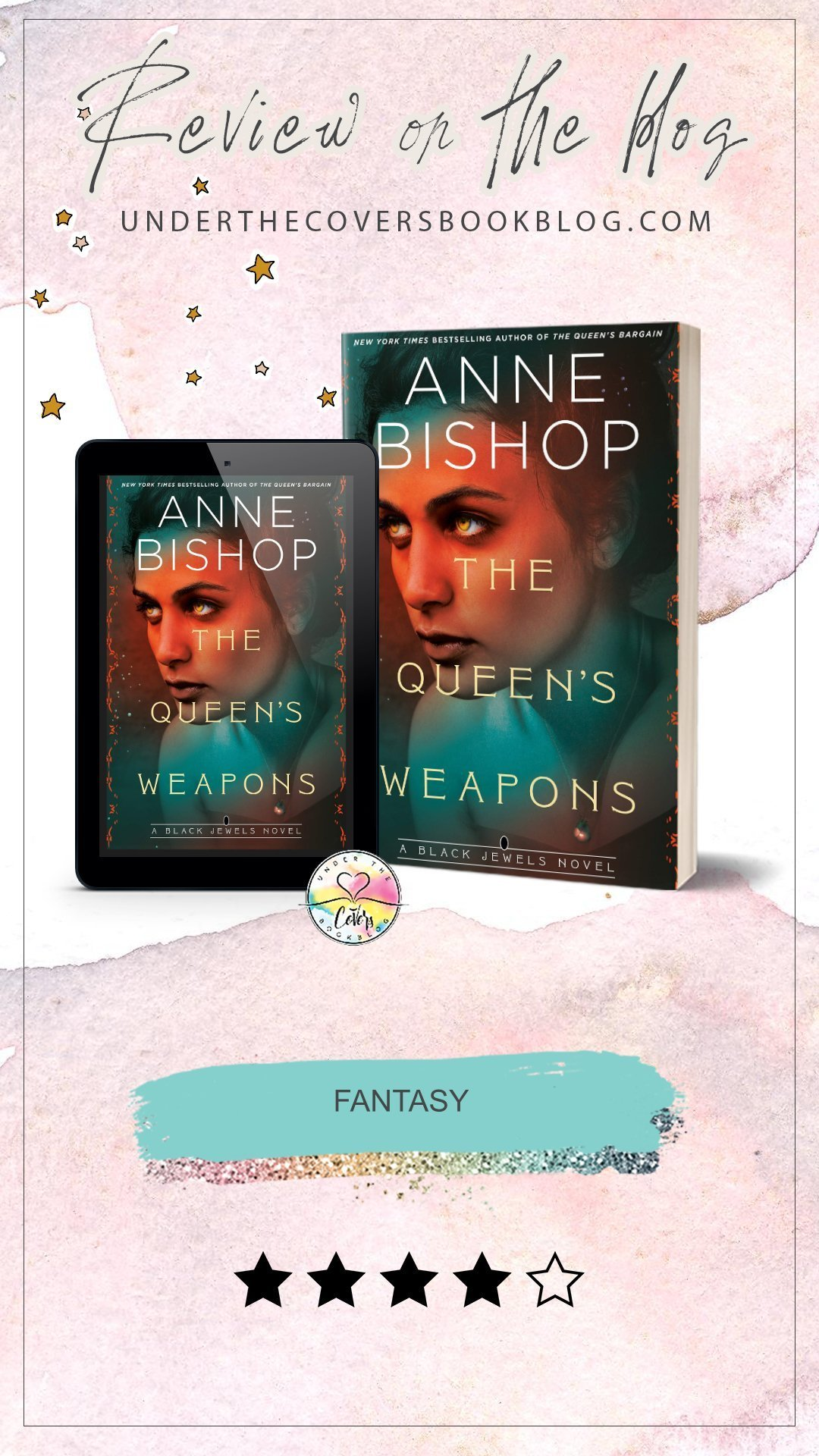 ARC Review: The Queen\'s Weapons by Anne Bishop