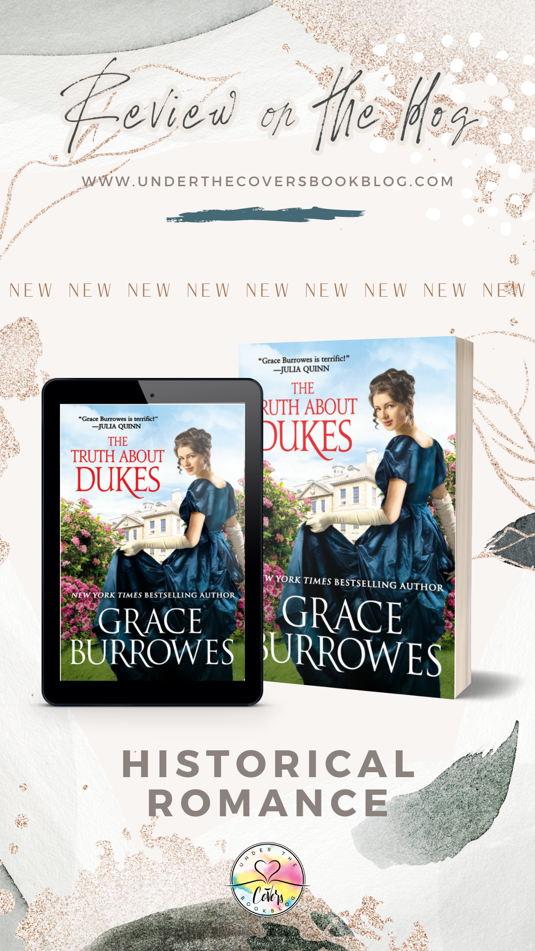 ARC Review: The Truth About Dukes by Grace Burrowes