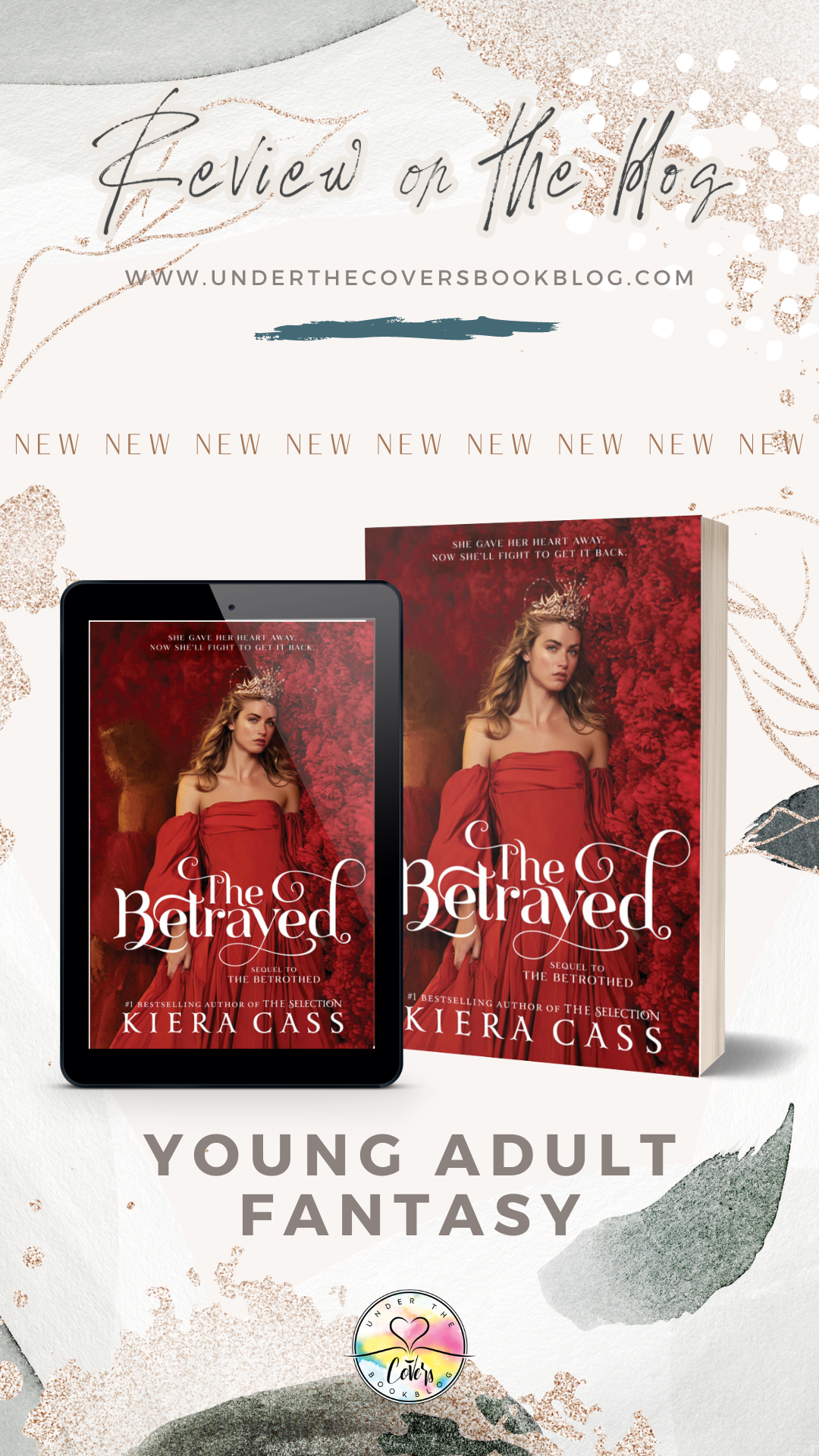 ARC Review: The Betrayed by Kiera Cass