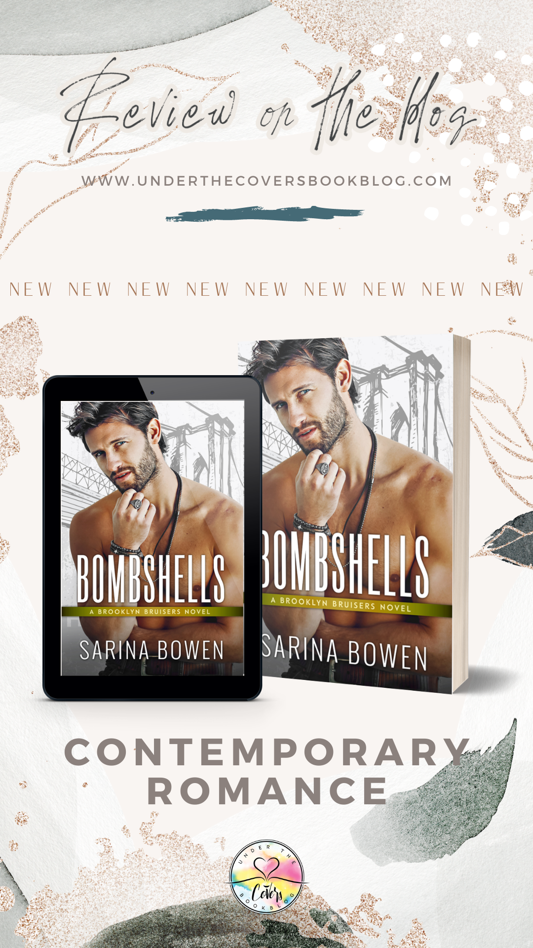 ARC Review: Bombshells by Sarina Bowen