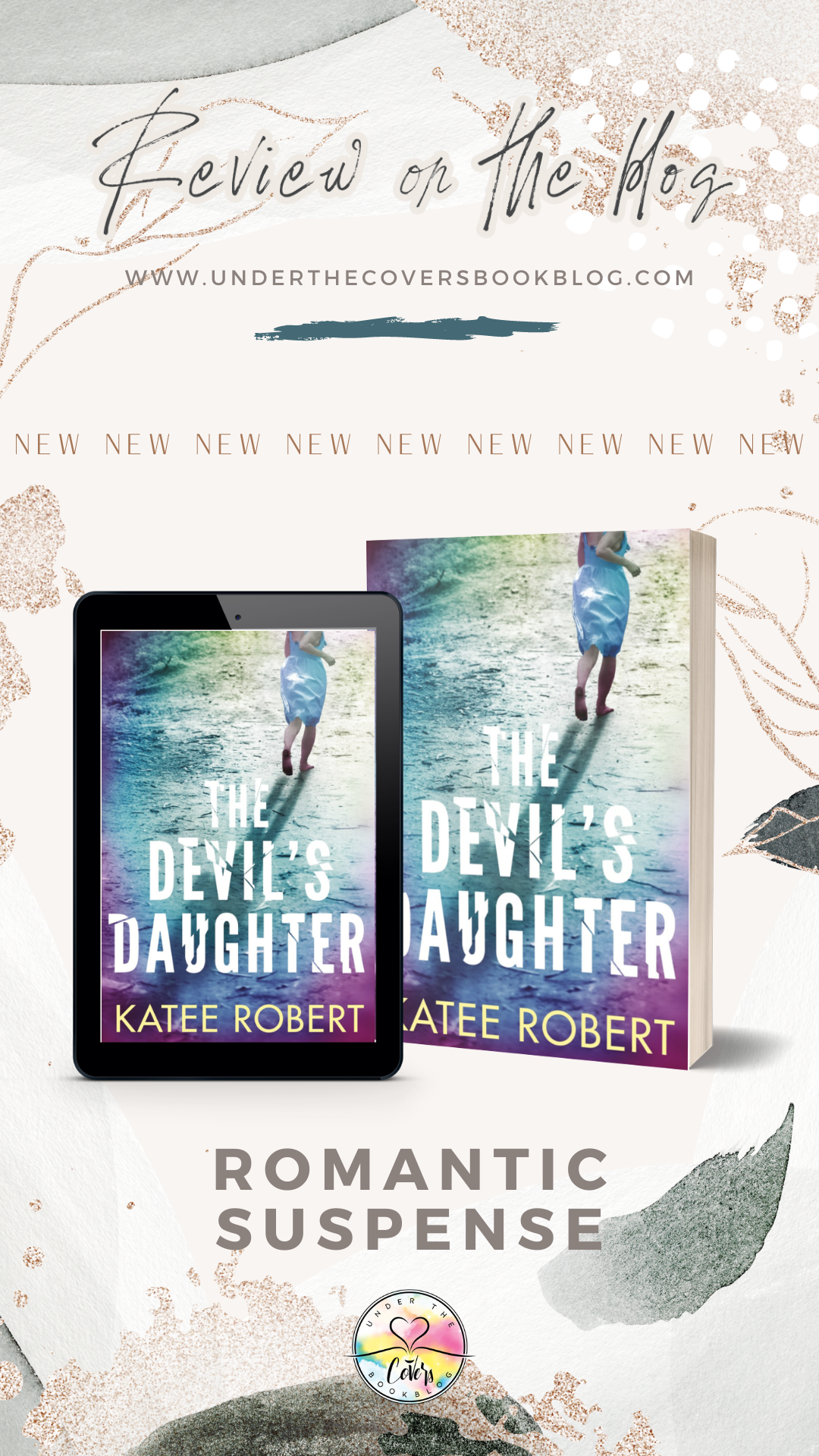 Review: Devil\'s Daughter by Katee Robert