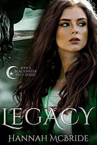 Legacy by Hannah McBride