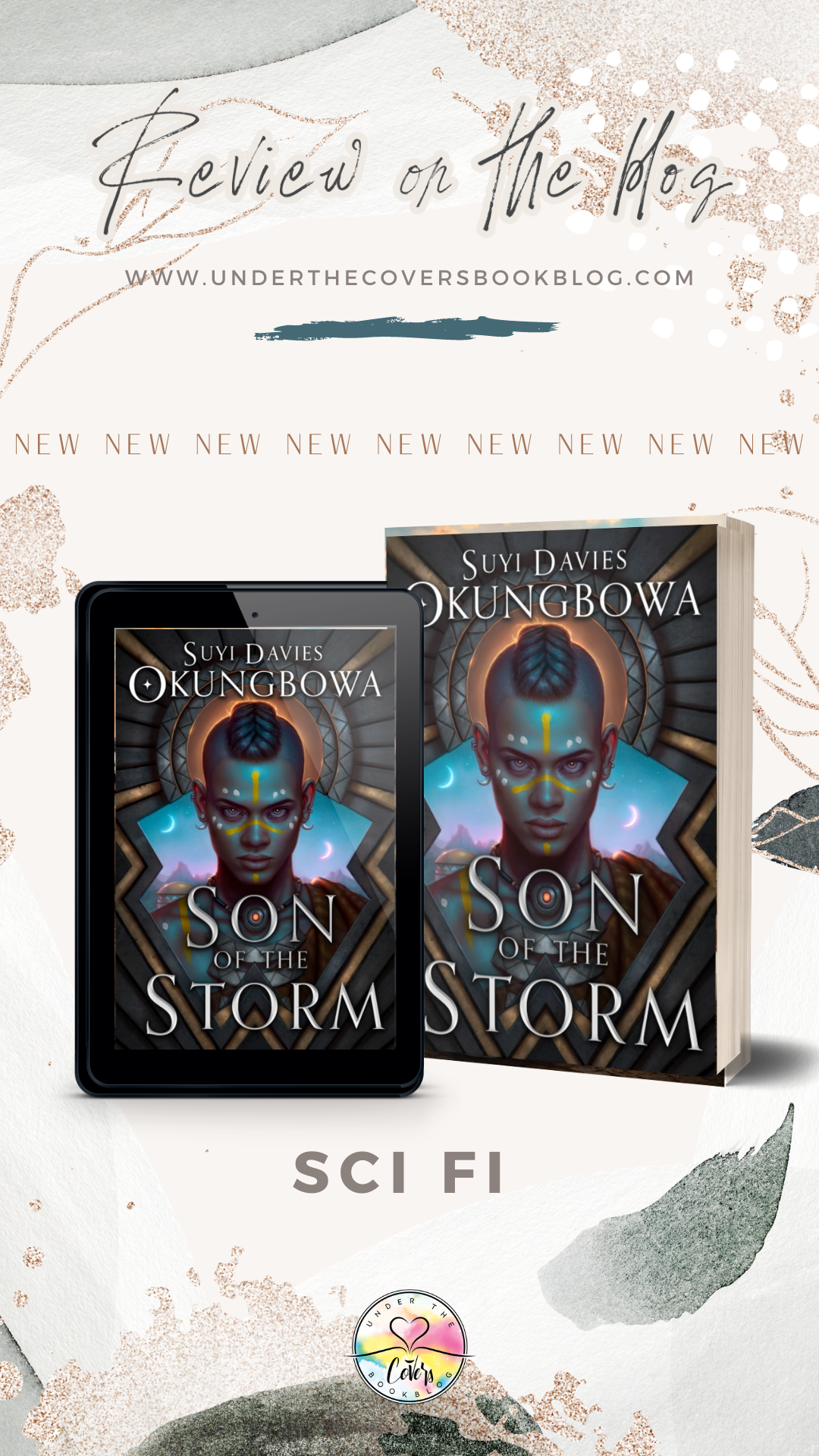 ARC Review: Son of the Storm by Suyi Davies Okungbowa