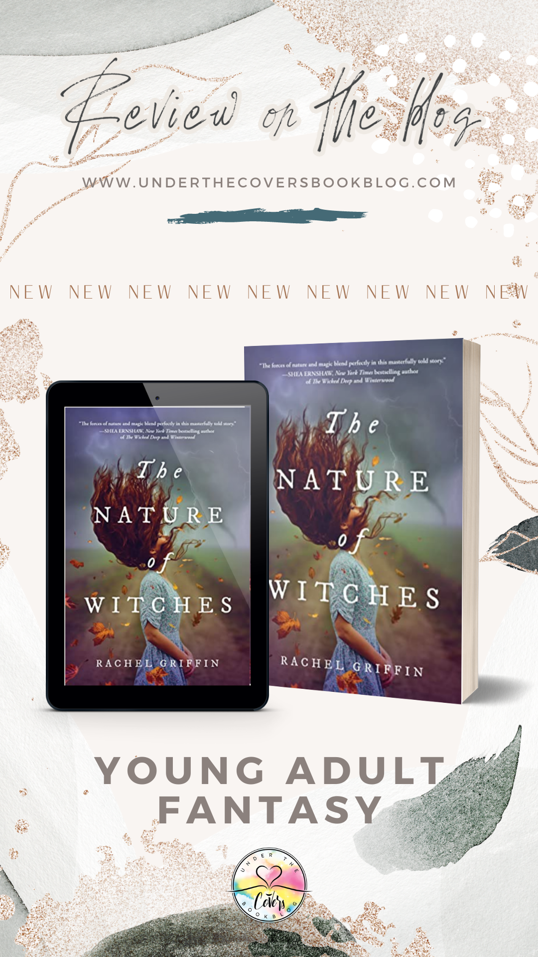 ARC Review: The Nature of Witches by Rachel Griffin