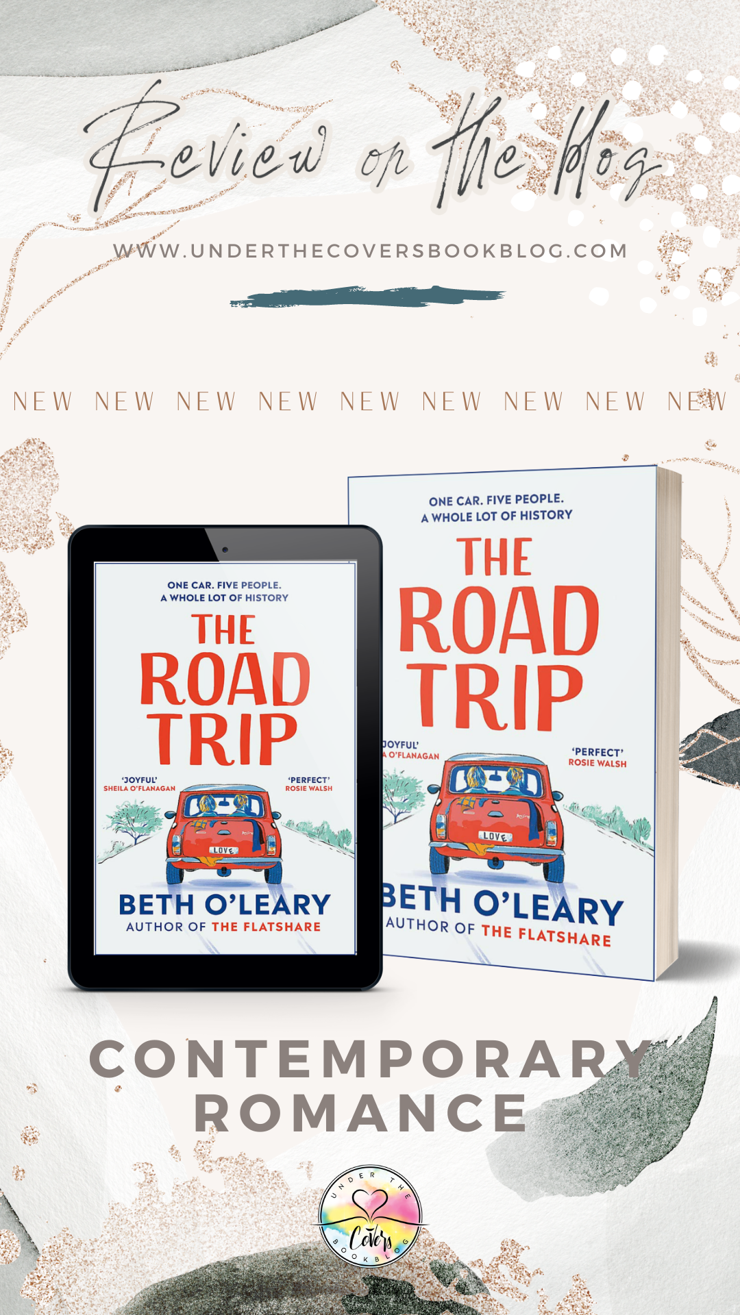 ARC Review: The Road Trip by Beth O\'Leary