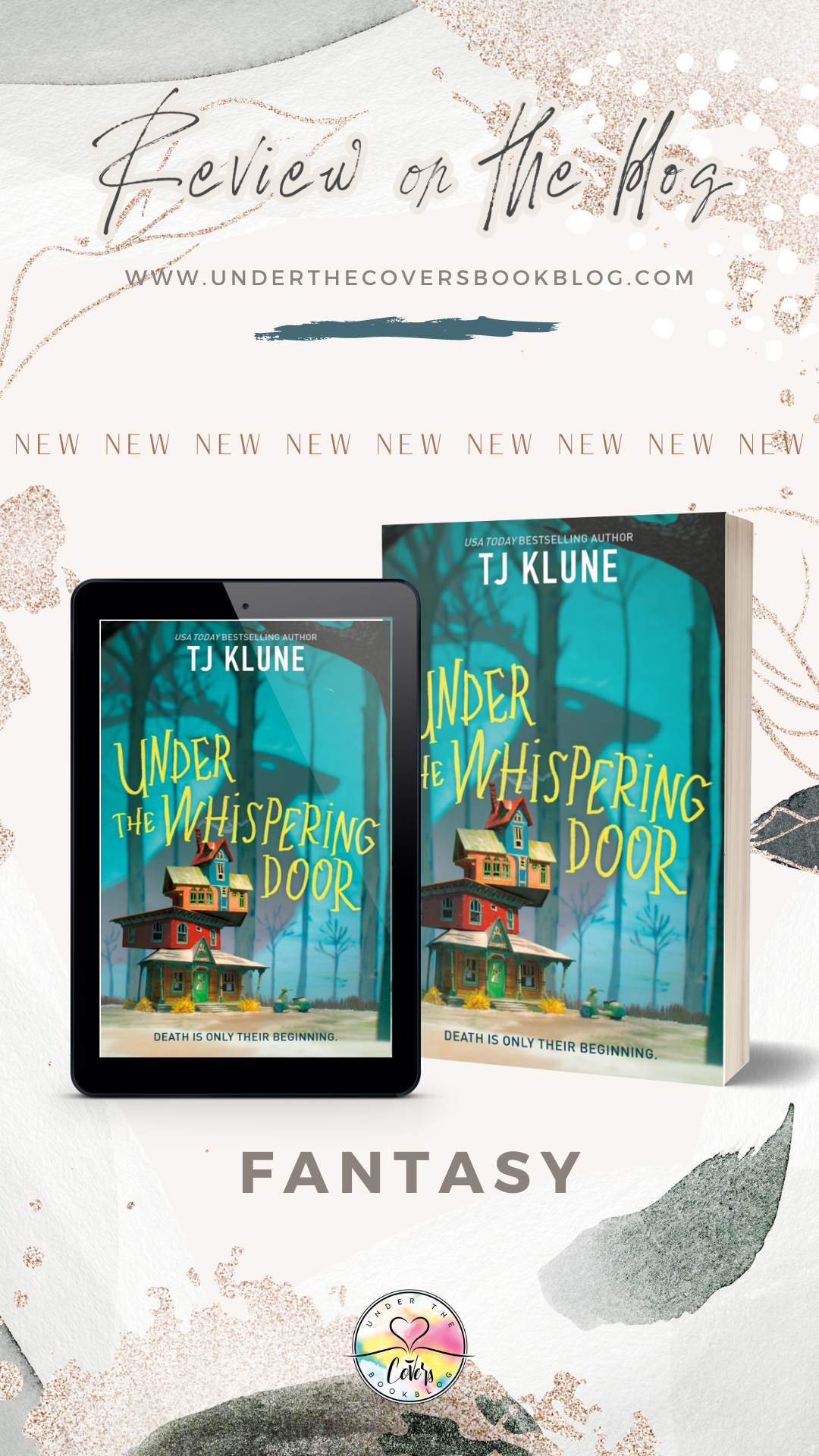 ARC Review: Under the Whispering Door by T.J. Klune