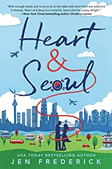 Heart & Seoul by Jen Frederick