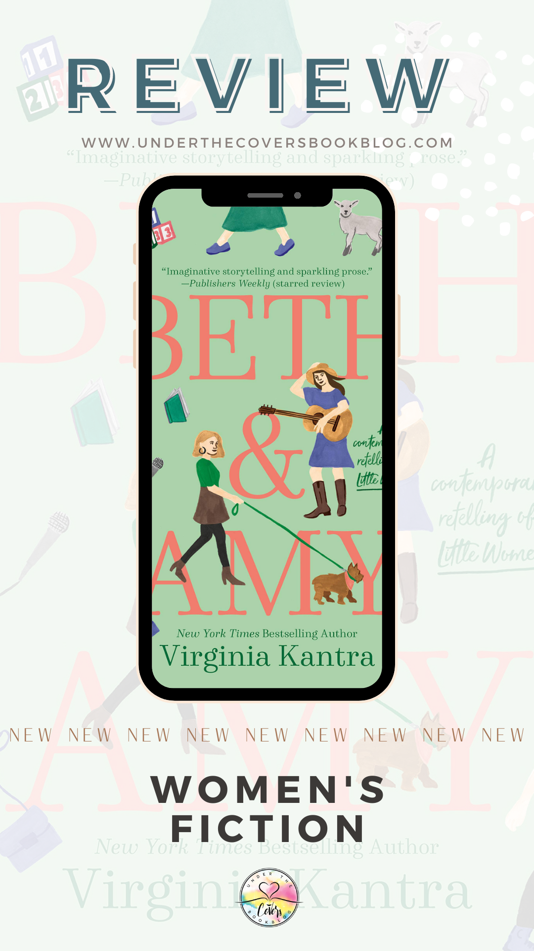 ARC Review: Beth & Amy by Virginia Kantra
