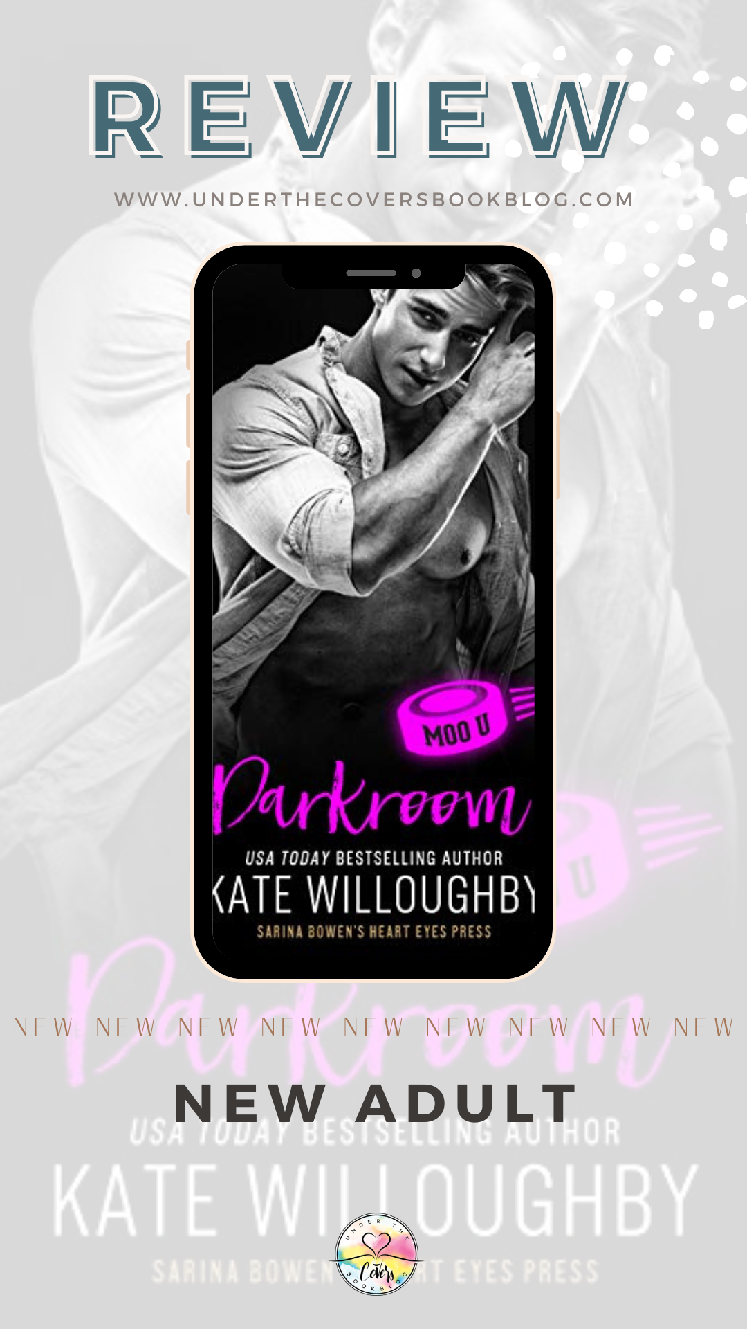 ARC Review: Darkroom by Kate Willoughby